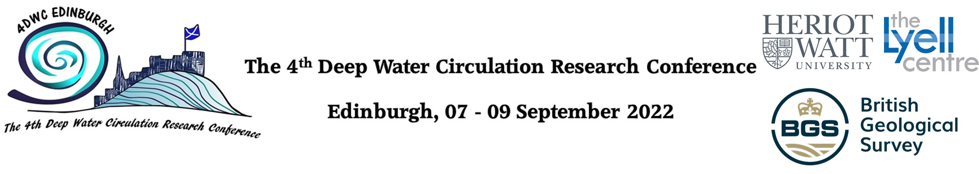 4th Deep Water Circulation Research Conference